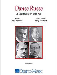 Paul Moravec | Danse Russe