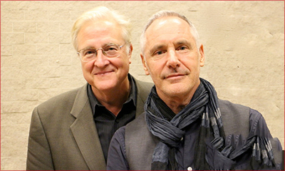 Paul Moravec & Mark Campbell