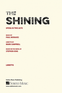 The Shining libretto